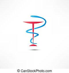 orvosi, kígyó