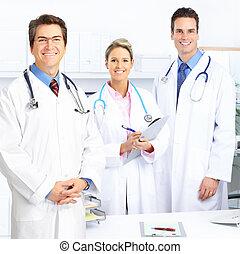 orvosi, orvosok
