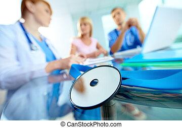 orvosi, workplace