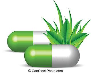 orvosság, természetes
