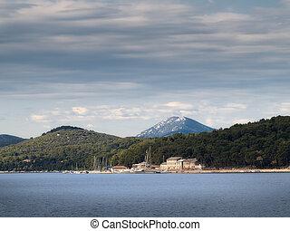 osorscica, hegy
