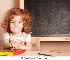 osztály, iskolás gyerek