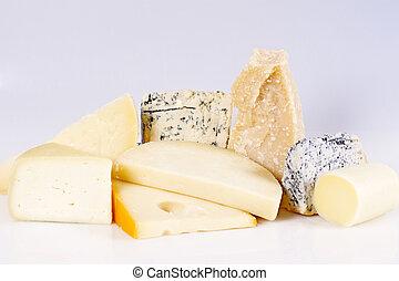 osztályozás, sajt
