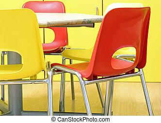 osztályterem, izbogis, elnökké választ, sárga, msall, piros