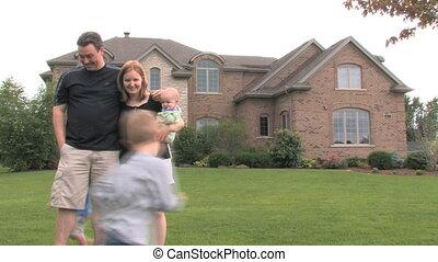 otthon, 3, fényűzés, család