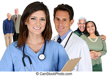 otthon, egészségügyi ellátás