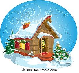 otthon, karácsony