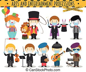 pár kesztyű, rajzóra, edition:, karikatúra, mód, maszk, szórakozás, fogadalmak, különleges, sebészeti, vektor, latex, szükséghelyzet, covid, állhatatos, 19, egészség