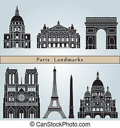 párizs, iránypont, nyelvemlékek