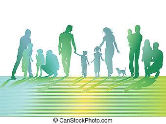 pázsit, család