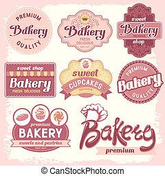 pékség, elnevezés