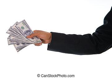 pénz bábu