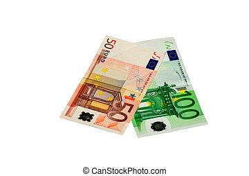 pénz, white háttér