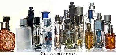 palack, kellemes illat, illatszer