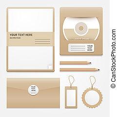 paper/vector, barna, állandó