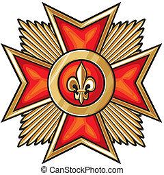 parancs, (medal)