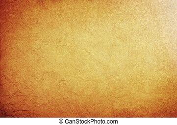 parchment., öreg