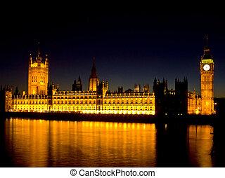 parlament, épület