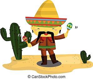 pasas, mexikói