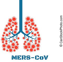 pathogens, vírus, légzési, mers