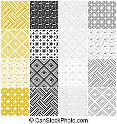 patterns:, geometriai, blokkok, seamless, csíkoz
