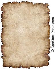 pergament, 6