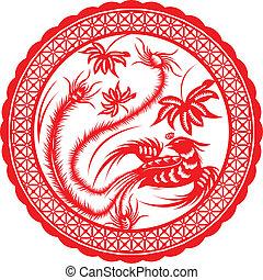 pheonix., kínai