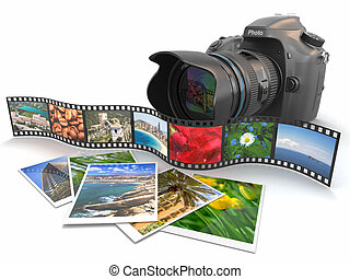 photography., film, photos., fényképezőgép, slr