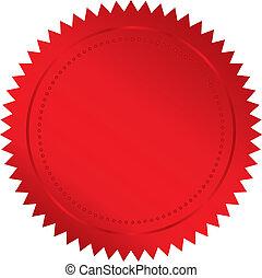 piros, fóka