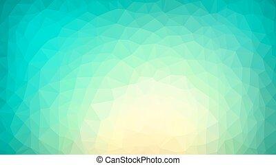 polygonal, vibráló, háttér