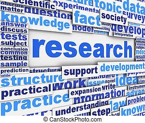 poszter, tervezés, kutatás