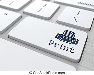 """""""print"""", button."""