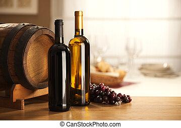 puskacső, kiválasztás, szőlő, bor