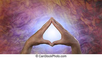 quantum, energia, gyógyulás