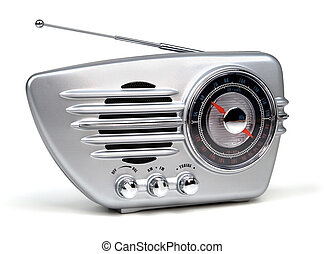 rádió, retro