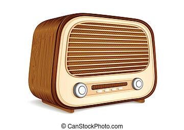 régimódi rádió