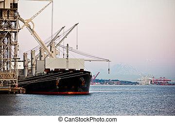 rév, hajózás