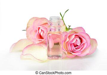 rózsa, olaj, alapvető