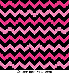 rózsaszínű, csinos, ), (, seamless, fekete, szarufa, motívum