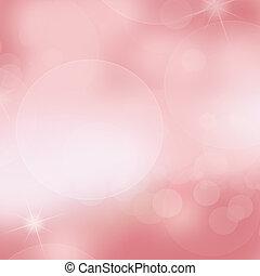 rózsaszínű, fény, elvont, lágy, háttér