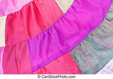 rózsaszínű, fércmű, paplan