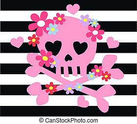rózsaszínű, játékkockák, menstruáció, evezőlapát