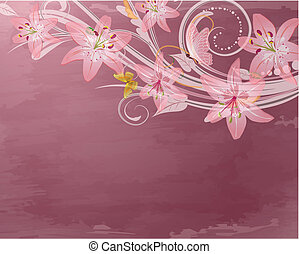 rózsaszínű, képzelet, menstruáció, retro