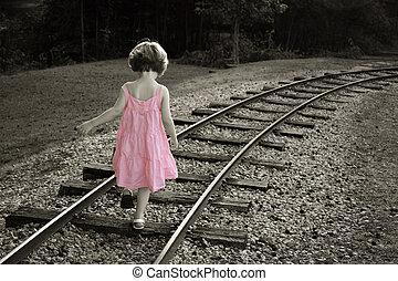 rózsaszínű ruha