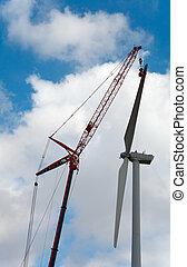 rendbehozás, turbina, felteker