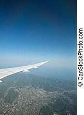 repülőgép szárny