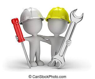 repairmen, barátok, 3