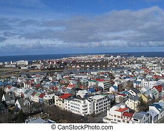 reykjavik, felül