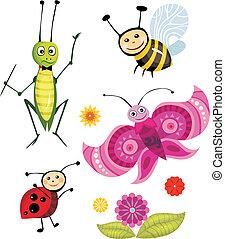 rovar, állhatatos