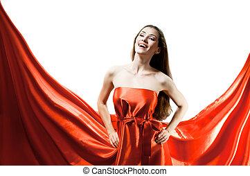 ruha, hosszú